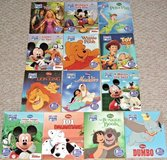 Disney 13 Story Me Reader Books Mickey 101 Dalmatian Dumbo Pooh Jungle Book Lot in Morris, Illinois