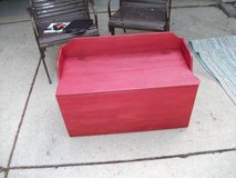 TOY BOX/BENCH/STORAGE BOX in Chicago, Illinois