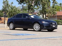 2012 AUDI A4*PREMIUM*$105 PER PAYCHECK*MILITARY WELCOME in Camp Pendleton, California