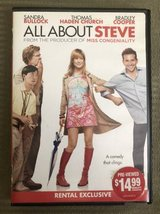 DVD All About Steve in Lockport, Illinois