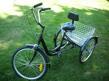 Trike, adult, black in Tacoma, Washington