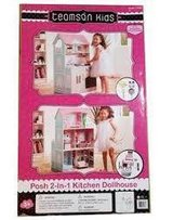 Teamson Kids Posh 2-IN-1 Kitchen Dollhouse - NEW in Box in Brookfield, Wisconsin