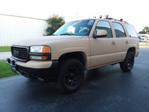 CUSTOM GMC Yukon SLT 4x4, 5.3 V8, Leather, Ice Cold A/C, Tow Package in Cherry Point, North Carolina