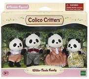 New! Calico Critters Wilder Panda Family Set in Naperville, Illinois