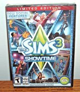 NEW Limited Edition The Sims 3 Showtime Expansion Pac PC DVD Game Windows Mac in Shorewood, Illinois