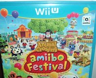NEW Nintendo Wii U Animal Crossing Amiibo Festival Video Game SEALED WIIU in Chicago, Illinois