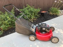 Yard Machines Gas Lawn Mower in Vacaville, California