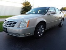 07 Cadillac DTS Luxury Sedan, V8, Sunroof, AC, Leather, ONLY 75k Miles in Cherry Point, North Carolina