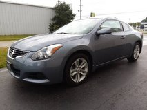 One Owner 2012 Nissan Altima Coupe, Automatic, Ice Cold A/C, Great MPG in Cherry Point, North Carolina
