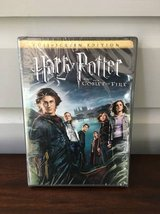 NEW IN BOX  Harry Potter and the Goblet of Fire DVD in St. Charles, Illinois