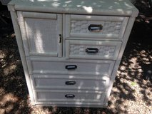Vintage wicker weve Dixie dresser in Fort Campbell, Kentucky