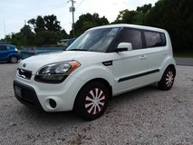 2012 Kia Soul DOHC 4 Cylinder 6-Speed Manual Transmission Ice Cold A/C in Cherry Point, North Carolina