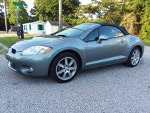 2008 Mitsubishi Eclipse GT Spyder, 3.8 V6 Automatic New Top 72k Miles! in Cherry Point, North Carolina