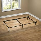 Zinus Compack 6-Leg Support Bed Frame Twin Size - New! in Joliet, Illinois