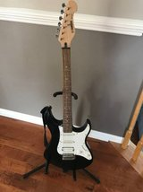 Electric Guitar with Amp in Oswego, Illinois