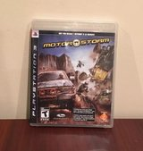 PS3 Motor Storm Playstation 3 Video Game in Plainfield, Illinois
