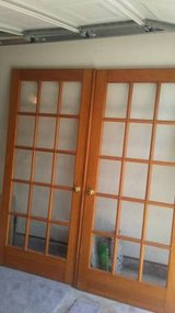 French Double Doors - Price Reduced - $300 in Vista, California