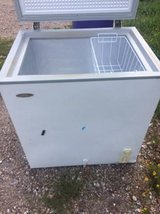 Small chest freezer in The Woodlands, Texas