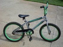 "Huffy 20"" Rock It Boys' Bike, Green in Fort Campbell, Kentucky"