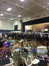 HUGE, one-day resale in Naperville, Illinois
