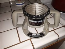 Porter-Cable 75361 Fixed Base for Router Mo. 7518 and 7519 in Fairfield, California