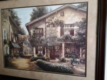 """32"""" × 41"""" Wall Art (2 Pieces) French Village in Travis AFB, California"""