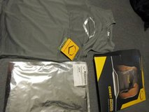 Evoshield Custom molding Chest Gaurd shirt in Wilmington, North Carolina