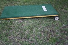 Baseball Pitching Mound- portable on wheels in Wilmington, North Carolina