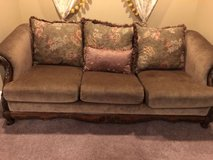 beautiful couch and chair set in Shorewood, Illinois