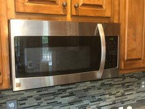 Kenmore 80333 1.7 cu. ft. Over-the-Range Microwave - Stainless Steel in Fort Campbell, Kentucky
