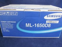Samsung ML-1650D8 Toner Cartridge Genuine Samsung NEW BOX quantity 3 in Naperville, Illinois