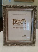 Silver Picture Frame. 8 x10 in Orland Park, Illinois