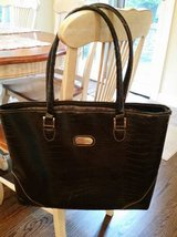 Tote - Large Leather Bob Mackie in Naperville, Illinois