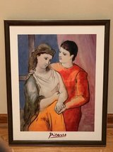 """""""PICASSO"""" FRAMED PRINT in Sandwich, Illinois"""
