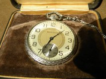 South Bend Antique Pocket Watch in box - runs like new in Camp Lejeune, North Carolina