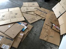 Moving supplies. Boxes. Packing paper. in Fort Riley, Kansas