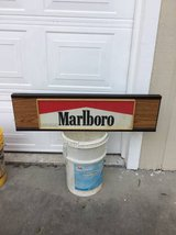 Marlboro sign in Byron, Georgia