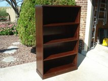 ANTIQUE CHERRYWOOD UPRIGHT BOOKCASE in Shorewood, Illinois