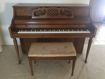 Kimball Piano and Bench in Camp Pendleton, California