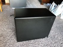 """miller & kreisel  mx-700 powered subwoofer """"awesome sound"""" in Naperville, Illinois"""