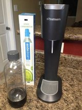 Soda Stream + Bottle + Spare Carbonator in San Antonio, Texas