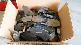 Boxes of New Brake Pads in Tacoma, Washington