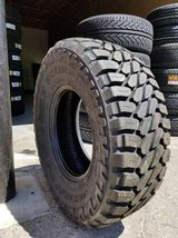 4--285/70R17 Pirelli MTR / Free 4 Chrome valves. in Bartlett, Illinois