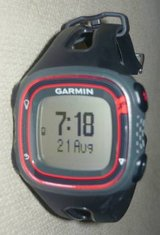Garmin Forerunner 10 Sports Watch in Schaumburg, Illinois