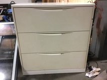 Three Drawer Lateral Filing Cabinet - Delivery Available in Tacoma, Washington
