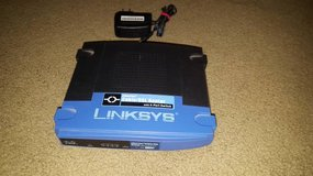 Linksys Cisco 4-Port Cable Router in Batavia, Illinois