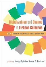 globalization & change in 15 cultures: born in 1 world, living in another in San Diego, California