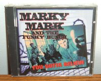 NEW Marky Mark and The Funky Bunch You Gotta Believe CD Rare OOP HTF Vtg 1992 in Yorkville, Illinois