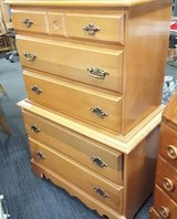 Beautiful Vintage Highboy Dresser - Delivery Available in Tacoma, Washington