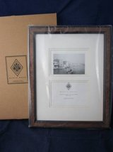 MARTIN ABORN Handfinished Wood Double Picture Frame 11 x 14 Photo Ital in Naperville, Illinois